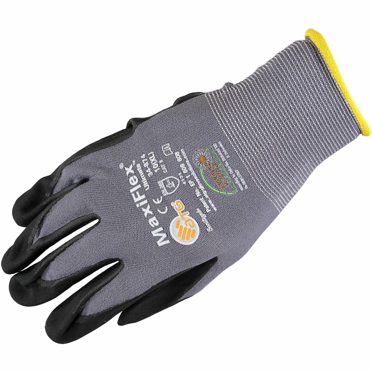 Avanceret HANDSKE MAXIFLEX ULTIMATE | Beijer Byggmaterial PM62