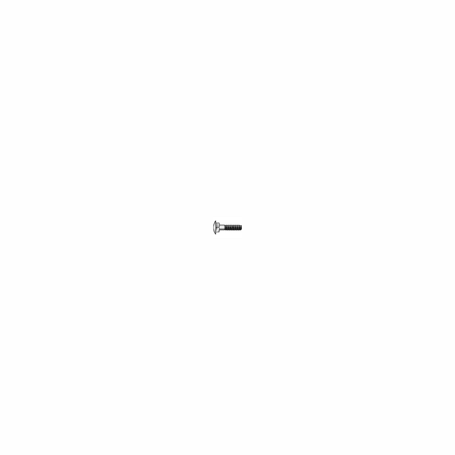 Nya VAGNSBULT MVBF FZB M10X150 2P | Beijer Byggmaterial NA-72