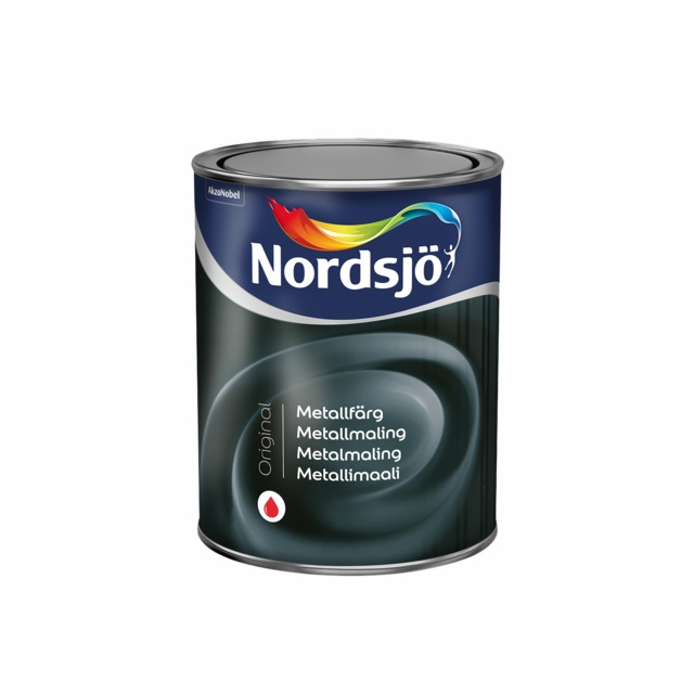 METALLFÄRG ORIGINAL BW NORDSJÖ