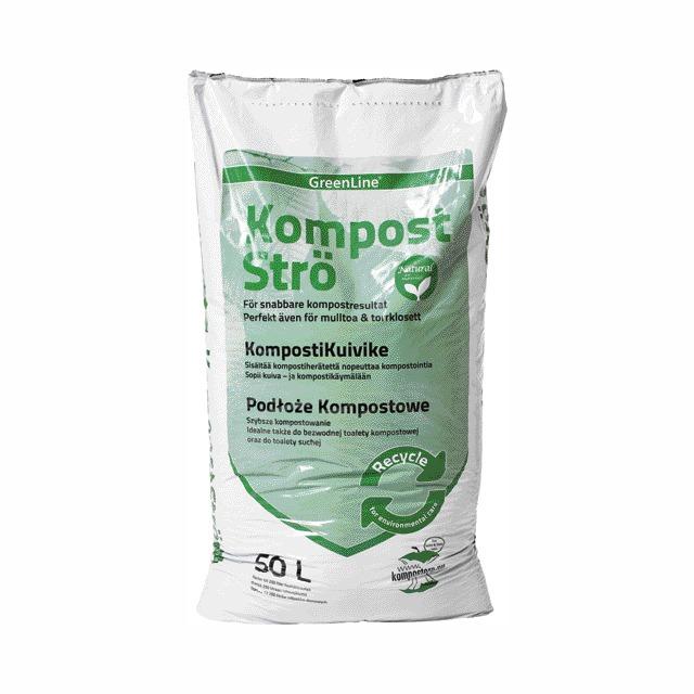 KOMPOSTSTRÖ 50L