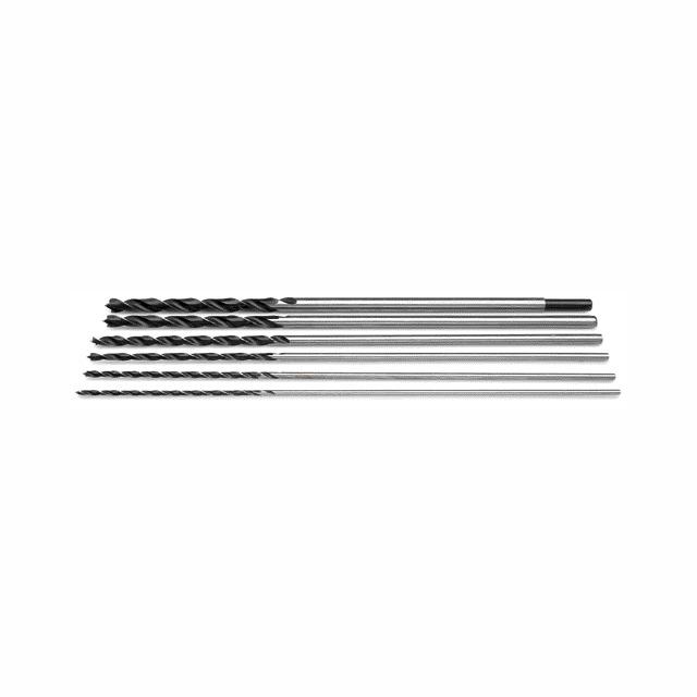 Träborrsats 98-453 4-12mm