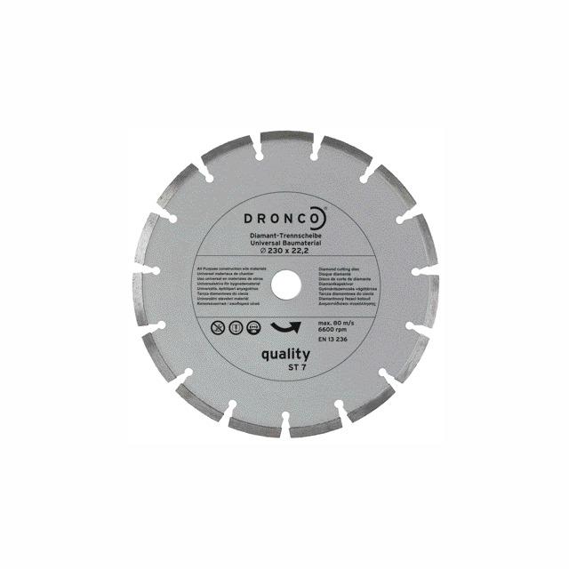 DIAMANTKLINGA ST-7 230X2.4X22