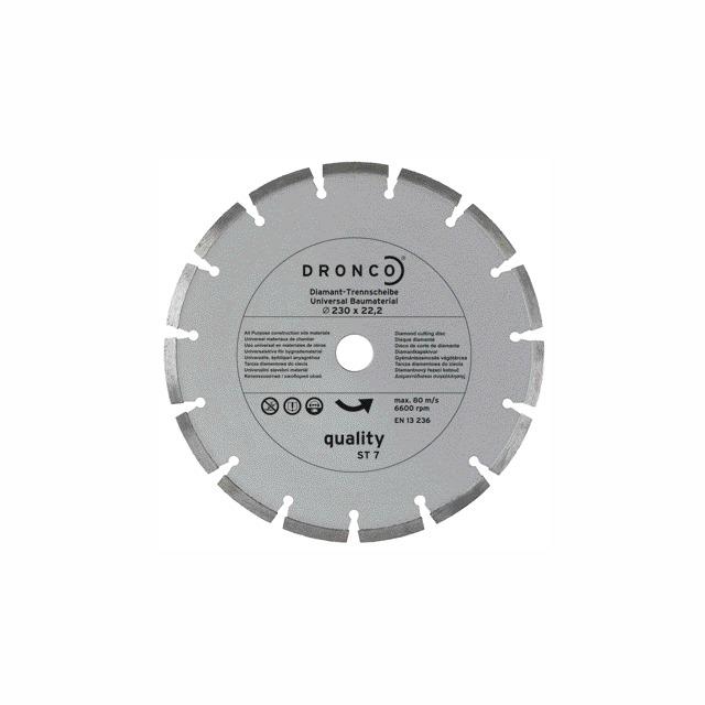 DIAMANTKLINGA ST-7 180X2.0X22