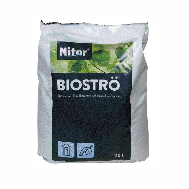 BIOSTRÖ NATUR 20L