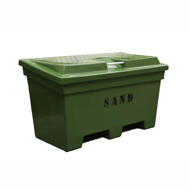 SANDLÅDA GRÖN 1380X750X780MM