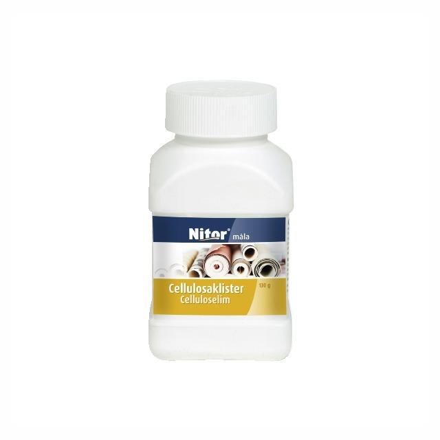 CELLULOSAKLISTER NITOR 130G
