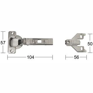 Omtyckta Gångjärn | Beijer Byggmaterial GF-75
